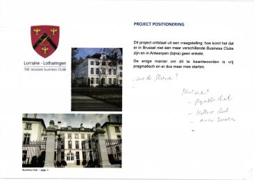 Project Positionering 2013 05 06